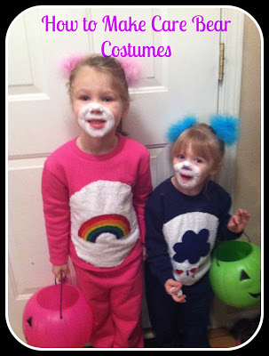How to Make a Care Bear Costume
