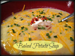 Recipe: Baked Potato Soup
