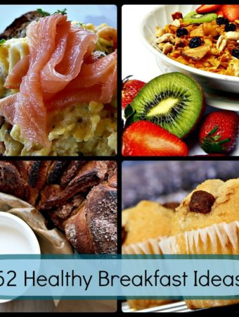 52 Healthy Breakfast Ideas