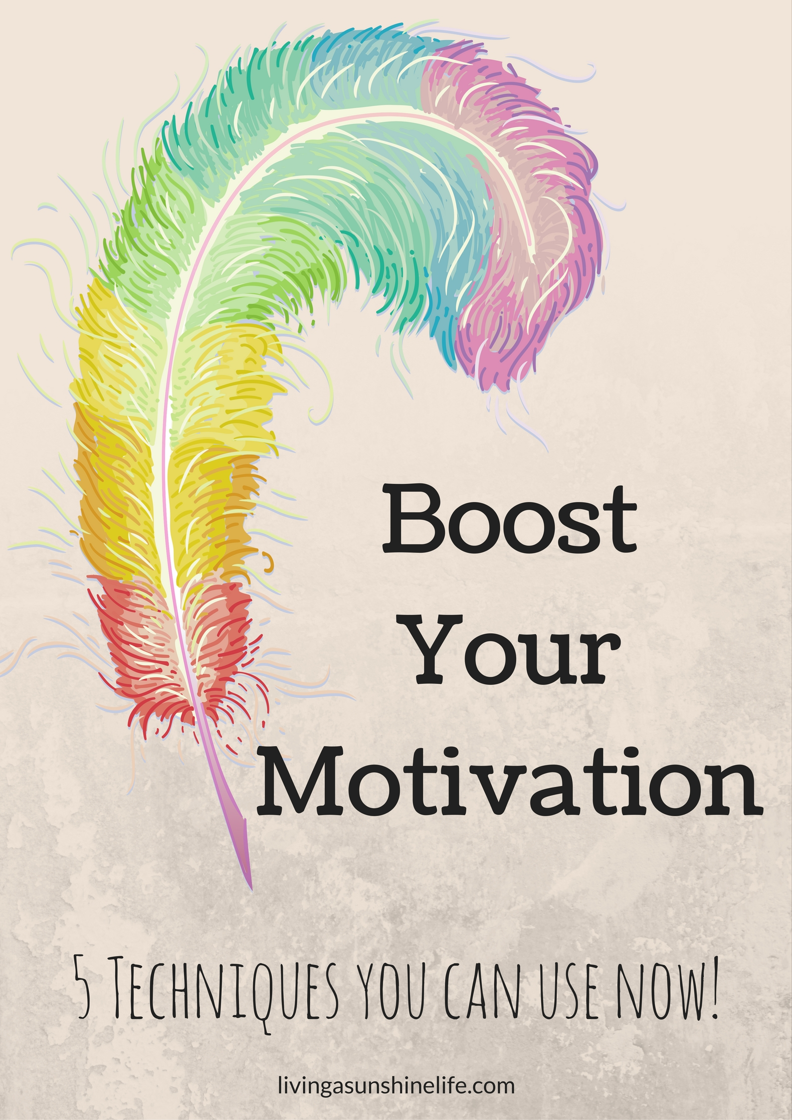 Five Ways to Boost Your Motivation