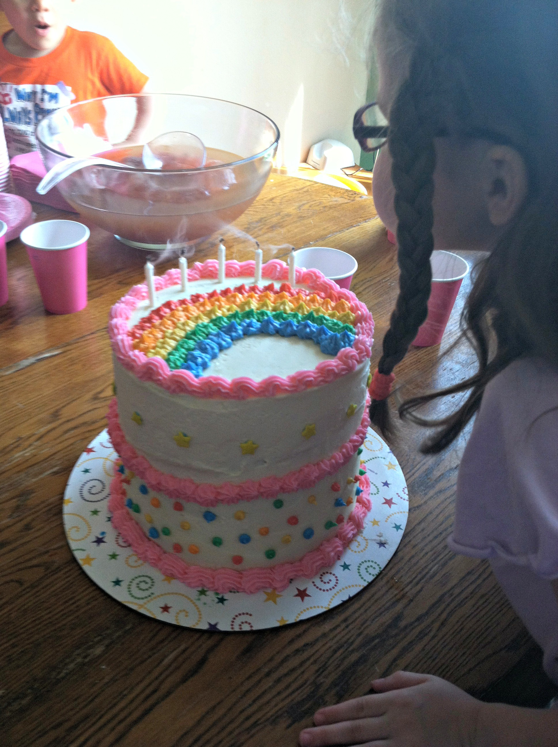 Care Bear Birthday Party