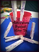 Motivation Bucket List