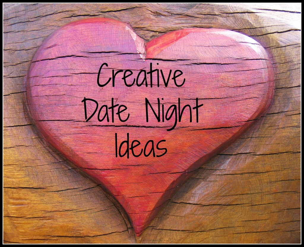 Creative ideas for your next date night
