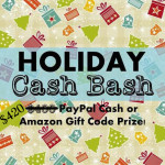 Holiday Cash Bash Giveaway!