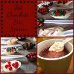 Hot Chocolate Stir Spoons