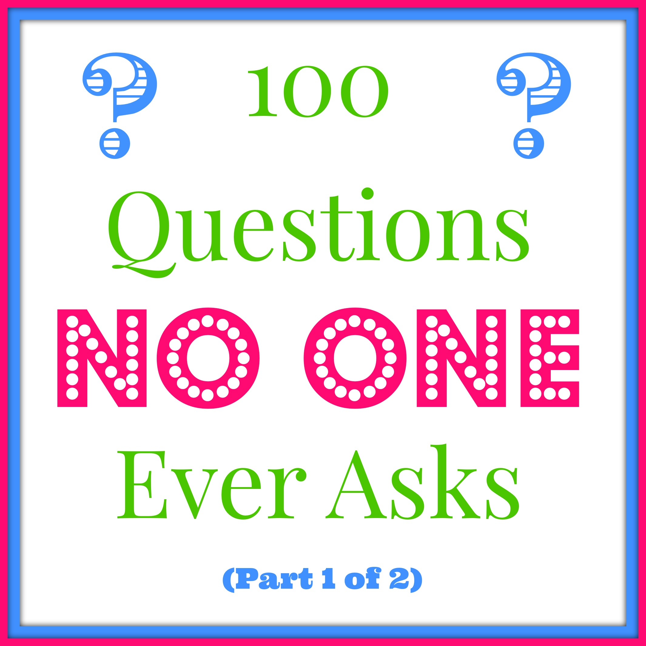 100 random questions and answers reanimators