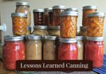 Six Lessons Learned About Canning