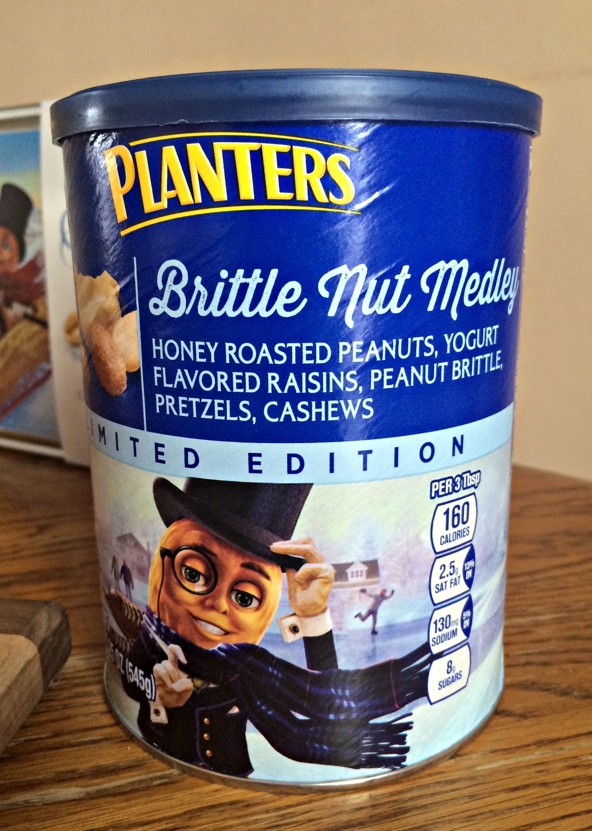Planters Brittle Nut Medley on planters munch bar, planters holiday 3-pack, planters almond chocolate crunch, planters tailgate mix, planters pumpkin spice almonds, planters holiday mix, planters almonds seasonal winter, planters nuts gift pack, planters winter spiced nuts, planters pumpkin spiced almonds 22 5-ounce, planters spiced mix, planters nuts creme,