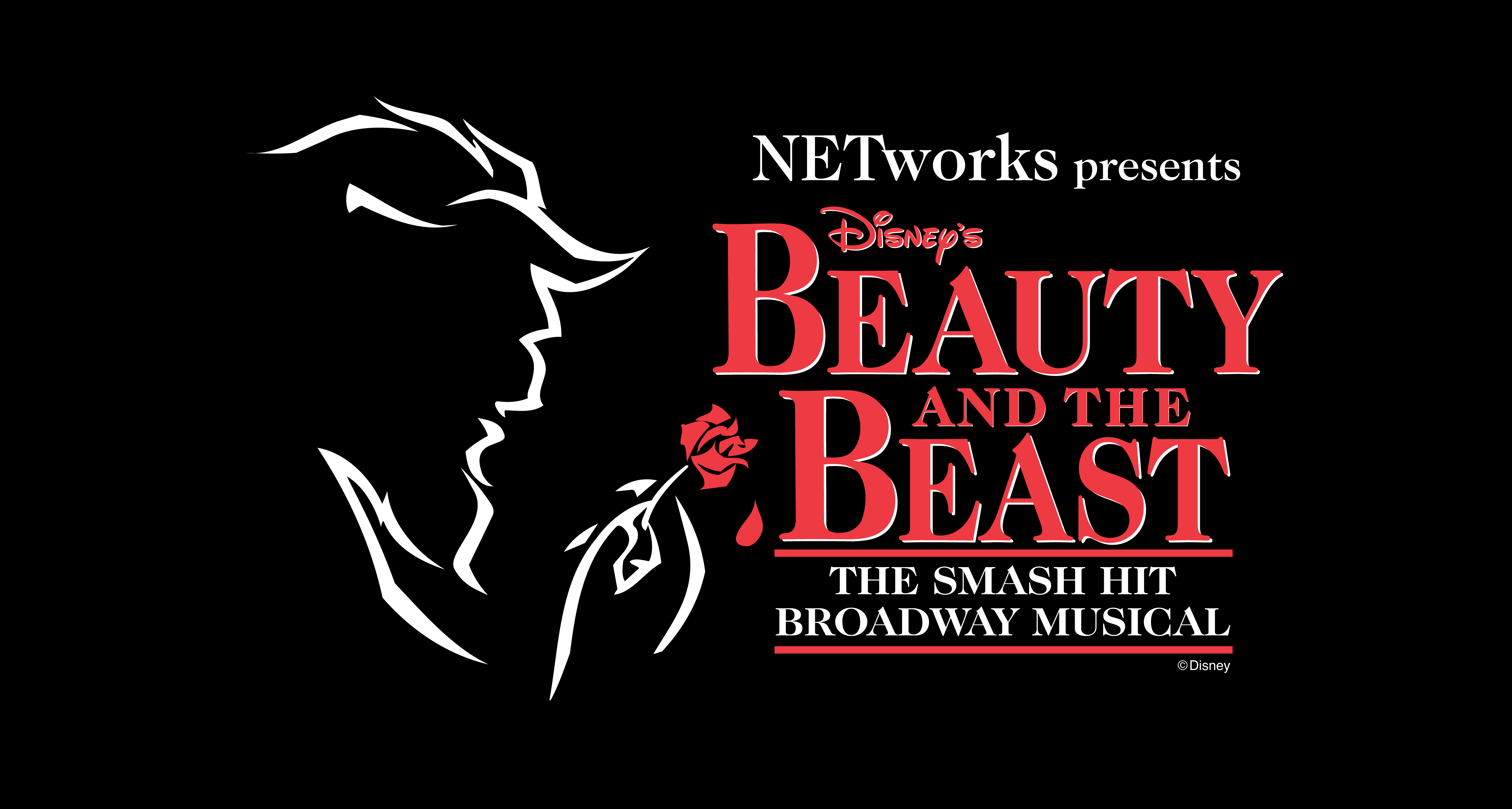 ... Logo Broadway beauty and the beast at the orpheum! - living a sunshine