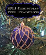 Christmas Tree Traditions 2014