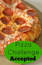 Pizza Challenge: Accepted