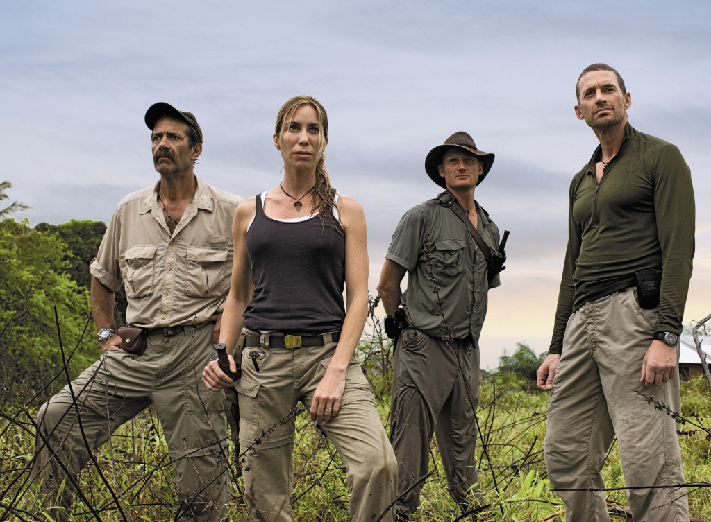 Expedition Africa explorers_CR Courtesy History Channel