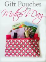 Gift Pouches for Mother's Day