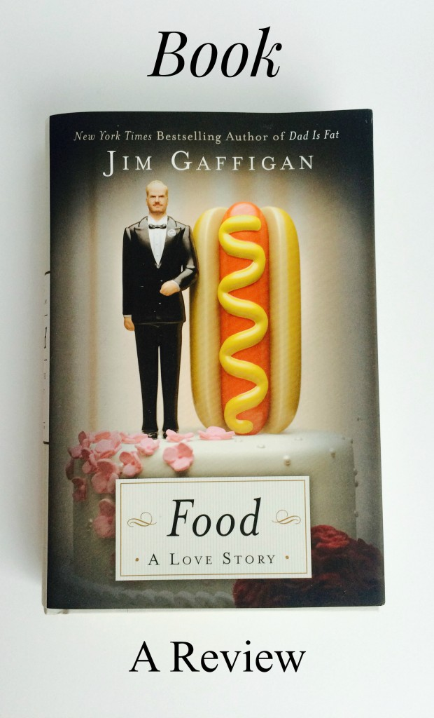 Food: A Love Story, by Jim Gaffigan Review #ad