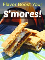 Flavor Boost Your S'mores