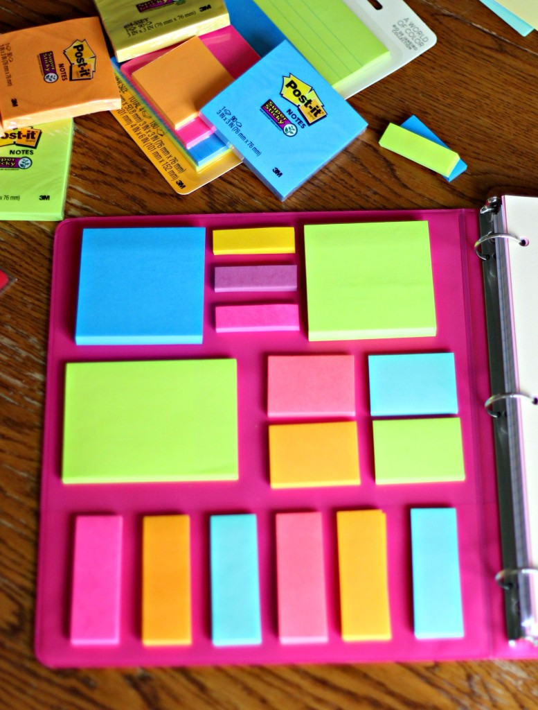 How to Make the Ultimate To Do List with Post-it® #SchoolYearReady [ad]