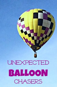 Unexpected Balloon Chasers