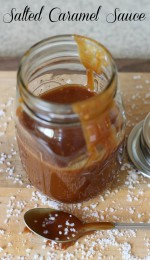 The Best Salted Caramel Sauce Recipe Ever