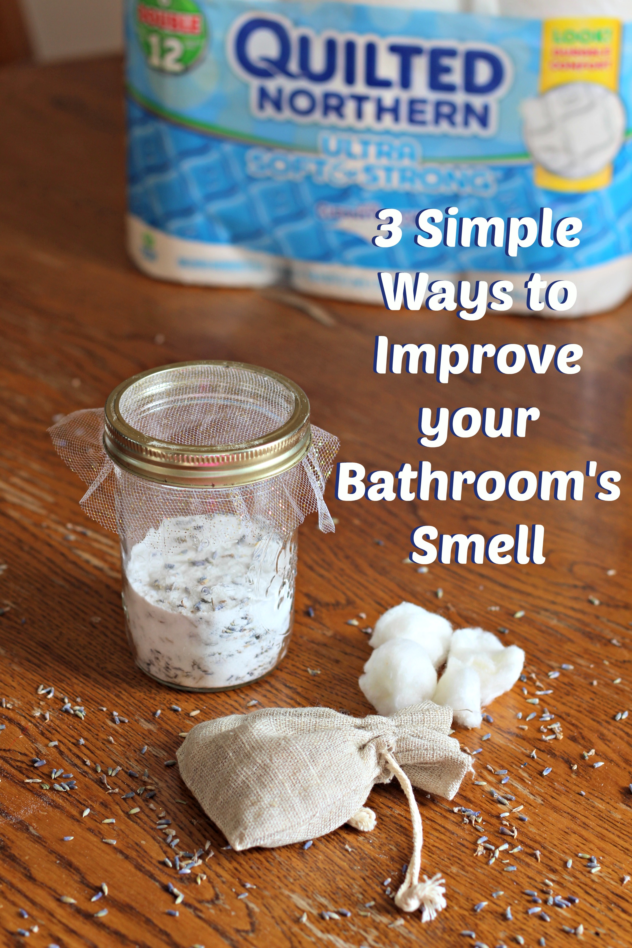 Three Simple Ways To Improve The Smell Of Your Bathroom Living A - How to make your bathroom smell good
