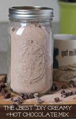 The Best DIY Creamy Hot Chocolate Mix