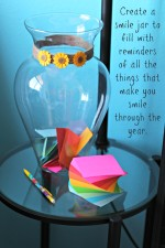 How to Create a Smile Jar to Keep Track of Positive Memories