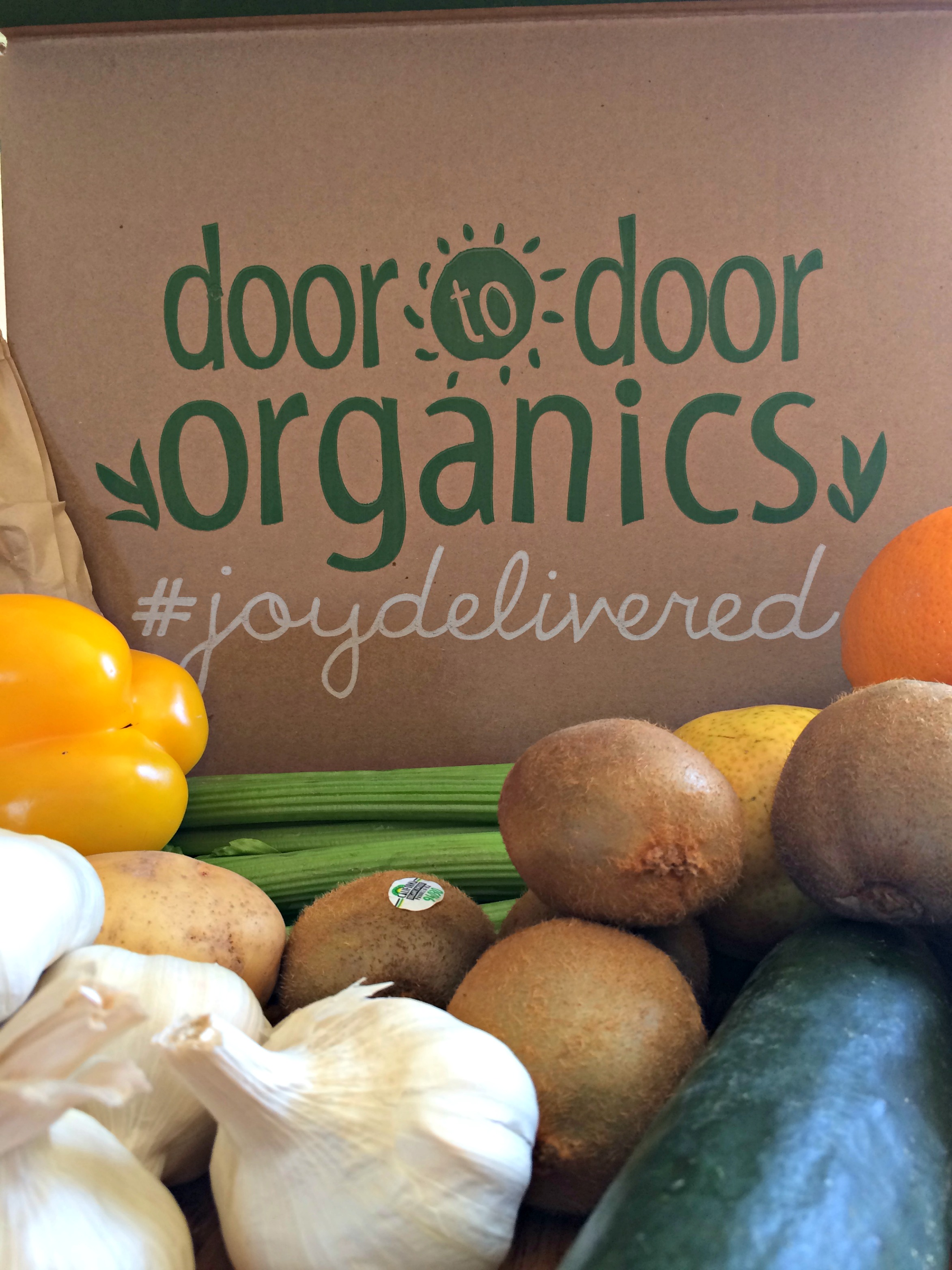 Door to Door Organics Review