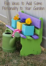 Fun Ideas to Add Some Personality to Your Garden