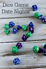Dice Game Date Nights