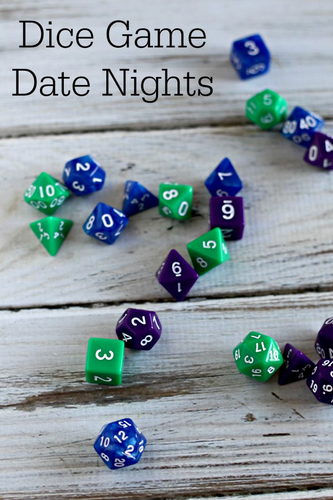 Setting up a dungeon crawl for two makes for a perfect date night for a couple who loves role playing (of the multi sided dice kind).