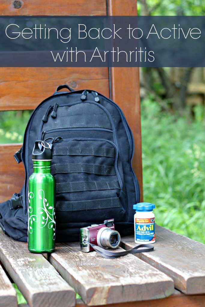 I'm taming my arthritis so I decided to share my getting back to active essentials list of everything you need to bring with you now that you're back to active. ad #WhatInconvenience