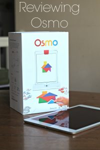 Reviewing Osmo