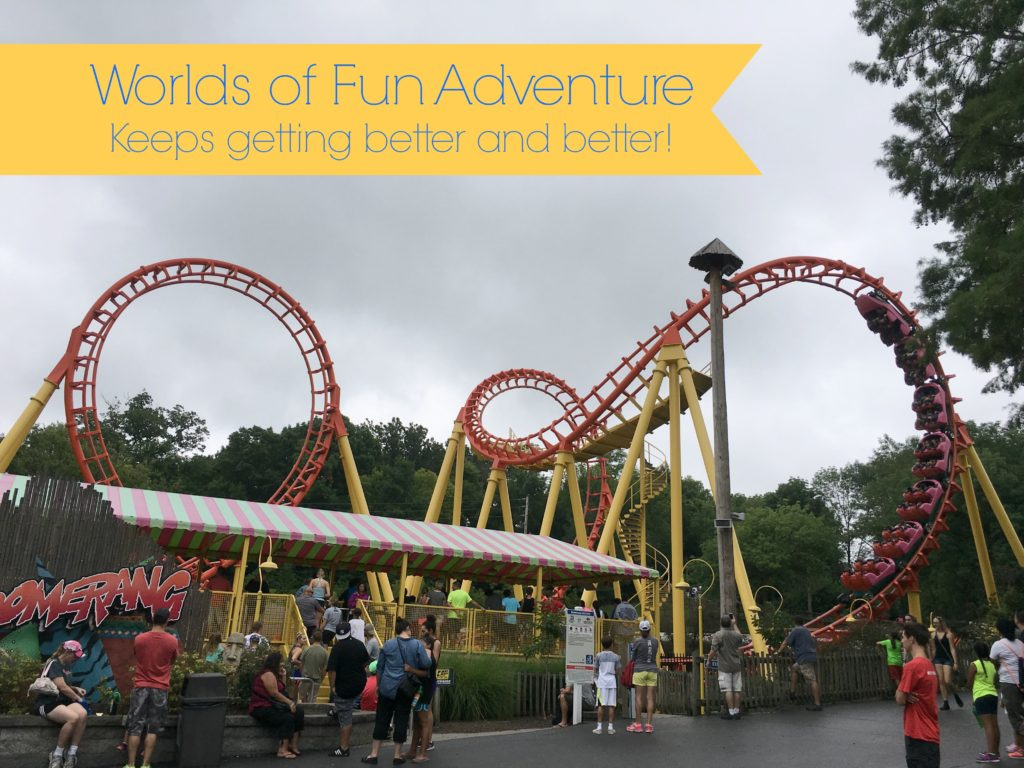 Worlds of Fun Adventure Keeps Getting Better and Better! #WOFFirstTimer #WOF2017 #WinterFest #ad https://www.worldsoffun.com