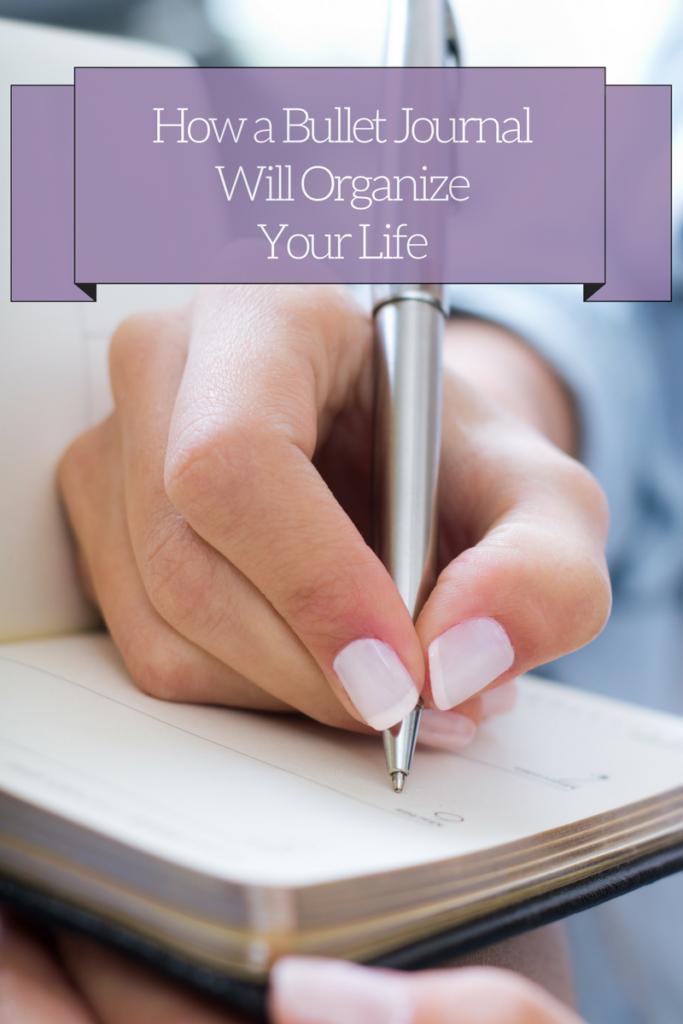 Details about how you can use a bullet journal to organize your life, including what is a bullet journal, how to customize it and more.