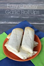 Easy Cheesy Garlic Roll Ups