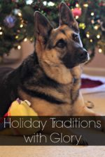 Holiday Traditions with Glory