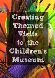 Themed Visits to the Children's Museum