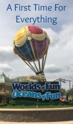 Worlds of Fun: A First Time for Everything