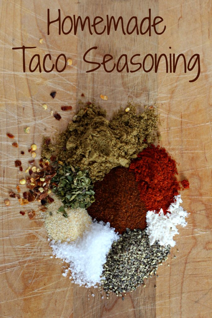 Make Taco Tuesday the talk of the town with this homemade taco seasoning. The perfect blend of spices give your tacos a full flavor the whole family will love.